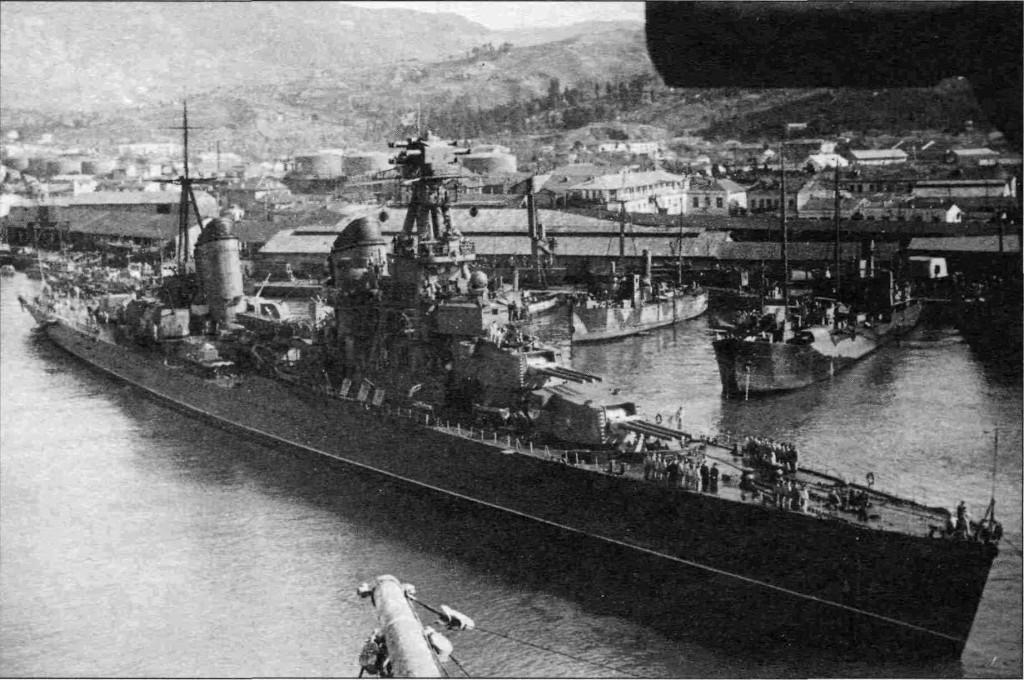 Крейсера пр. 26 и 26-бис. Часть 3. Зенитное и вспомогательное вооружение, бронирование и силовая установка.