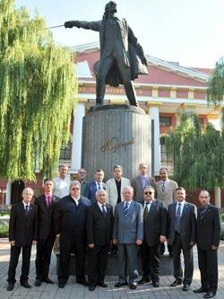 Члены БСНС в Киеве