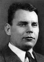 Военный атташе СССР в Швеции полковник Николай Иванович Никитушев