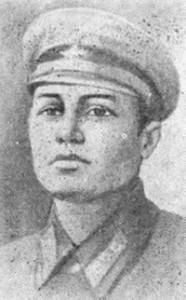 Гвардии подполковник 125-го гвардейского стрелкового полка Янис Людвигович Райнбергс