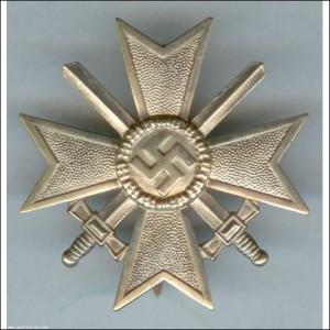Германский Крест военных заслуг 1-й степени с мечами