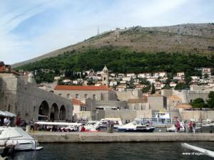 Город Дубровник (ныне в Хорватии)