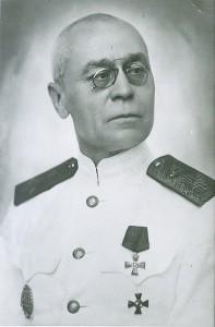 Директор 1-го Русского кадетского корпуса в 1936-44 гг. генерал-майор Александр Григорьевич Попов