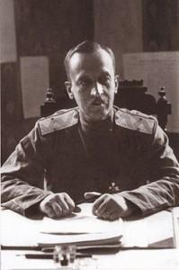 Заведующий Русским инвалидным домом на Шипке генерал-лейтенант Николай Эмильевич Бредов