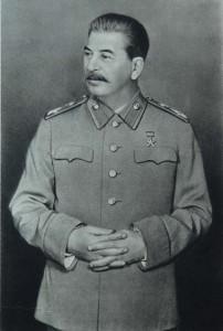 Иосиф Виссарионович Сталин в 1944 году