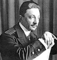 Капитан 1-го ранга Владимир Арсеньевич Сташевский