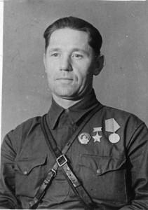 Командир партизанской бригады Красный Октябрь Федор Илларионович Павловский