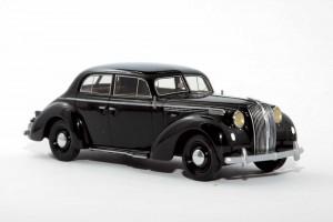 Легковой автомобиль Опель-Адмирал модели 1938 г.