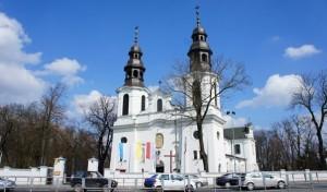 Миньск-Мазовецки. Собор Пресвятой Девы Марии.