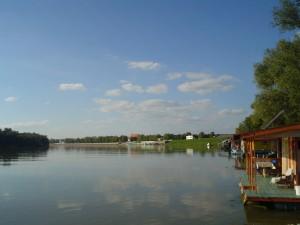 Река Сава в Хорватии