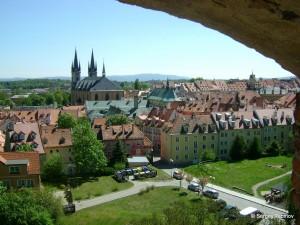Город Эгер в Судетенлянде (ныне Хеб, Чехия)