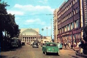 Новосибирск. Весна 1970 г.