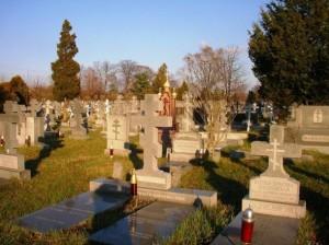 Ново-Дивеевское кладбище - крупнейшее русское кладбище в США