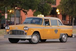 Нью-йоркское такси Чеккер-Марафон