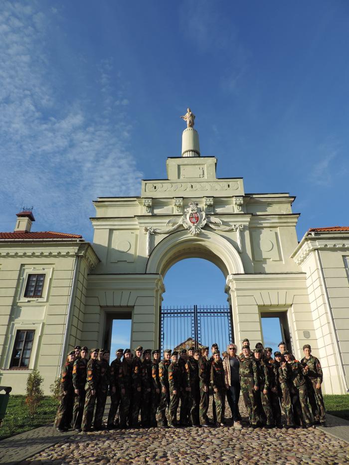 Ружанский-замок