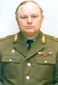 Генерал-майор В.П. Степанов (1989-2002 гг.)