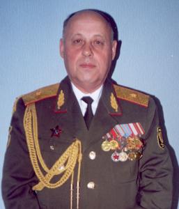 Генерал-майор С. В. Багдасаров (2002-2005 гг.)
