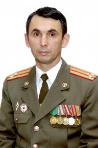 Полковник Н. В. Скобелев (с 2005 гг.)