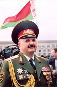 Министр обороны Республики Беларусь генерал-полковник Л. С. Мальцев